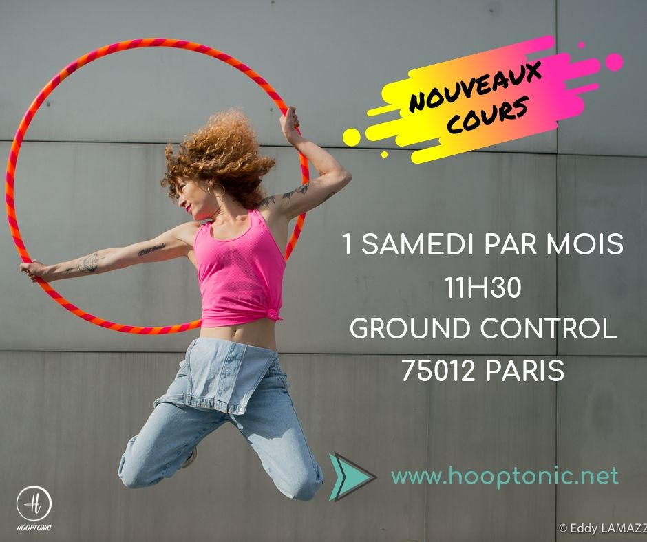hooptonic ground control